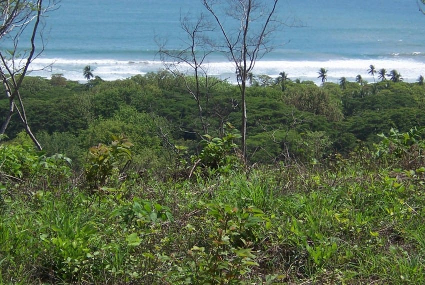 playa hermosa ocean view property for sale
